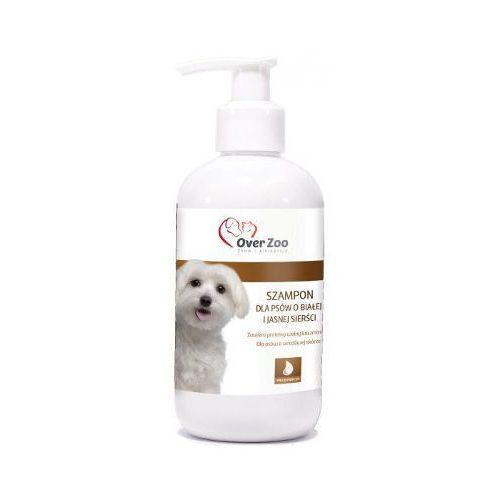 Over zoo  szampon dla psów o białej i jasnej sierści 250ml