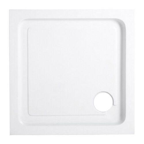 Cooke&lewis Brodzik akrylowy lagan kwadratowy 70 cm (3663602943556)