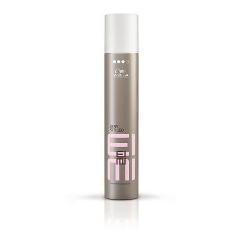 Wella Professionals Eimi Stay Styled spray utrwalający do włosów Hold Level 3 (Formulated to Help Protect Hair from the Effects of Humidity, UV and He (4084500583498)