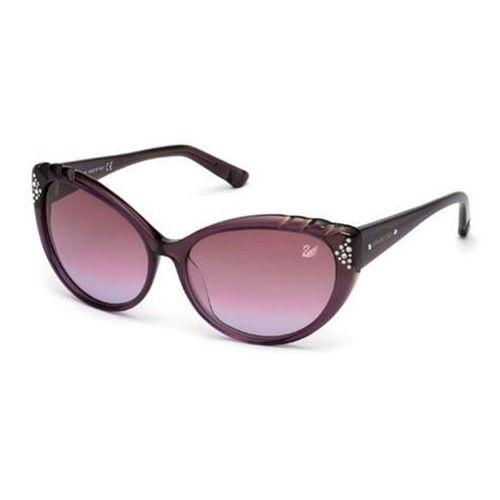 Swarovski Okulary słoneczne sk 0055 83t