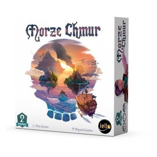 Gra morze chmur - marki Portal games