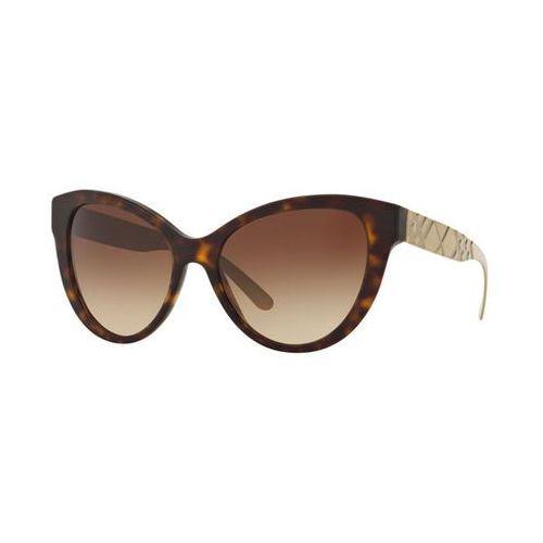 Burberry Okulary słoneczne be4220f asian fit 353613