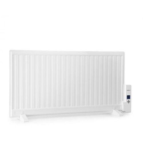 Oneconcept wallander grzejnik olejowy 1000w termostat ultrapłaski (4060656108686)