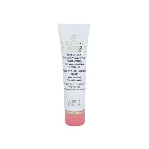 Collistar  special active moisture maseczka nawilżająca i rozświetlająca (with distilled magnolia water) 30 ml