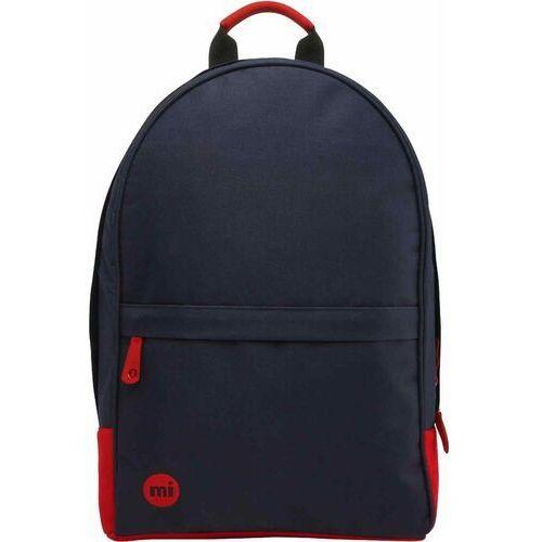 Plecak - maxwell classic navy/red-red (a02) rozmiar: os marki Mi-pac