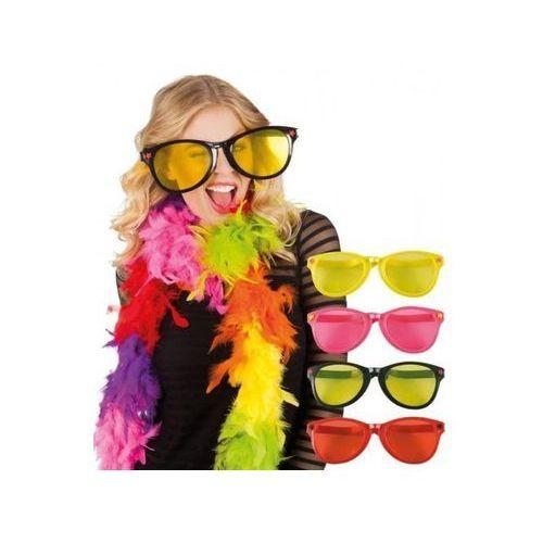Aster Okulary jumbo lux - 4 kolory - przebrania i dodatki dla dorosłych