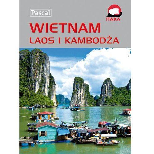 Wietnam Laos I Kambodża Przewodnik Ilustrowany (2011)