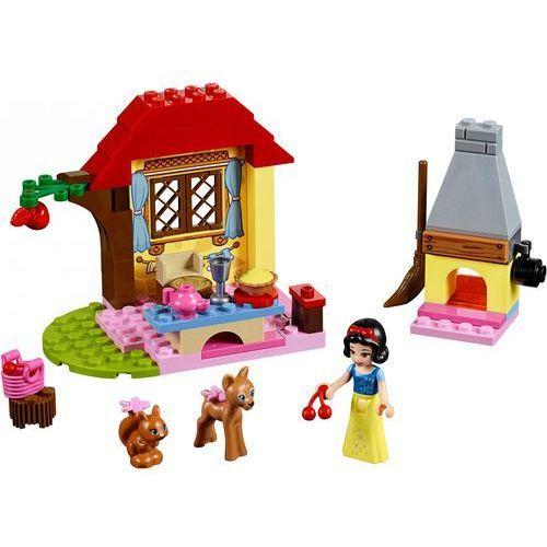 Lego JUNIORS Leśna chata królewny śnieżki snow white's forest cottage - - przedsprzedaż - 4.08 10738
