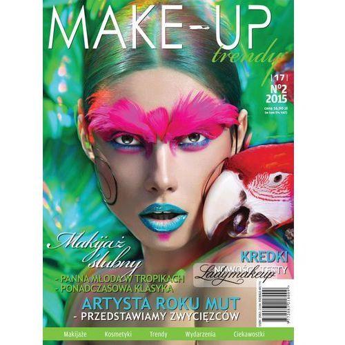 Magazyn Make-Up Trendy - MAKIJAŻ ŚLUBNY - No2/2015, książka z ISBN: