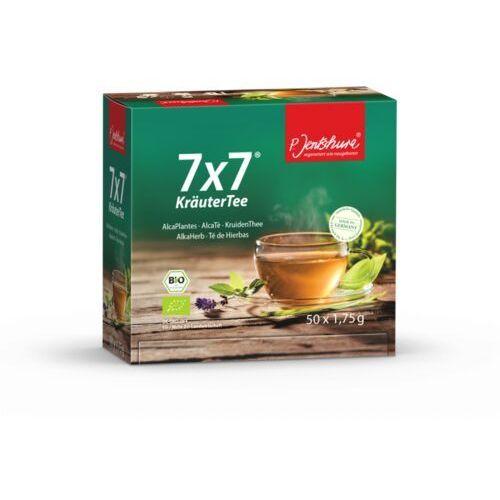 herbata7x7 50 saszetek bio marki Jentschura
