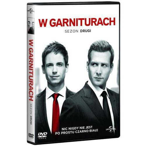 Film TIM FILM STUDIO W garniturach (Sezon 2) Suits - produkt z kategorii- Seriale, telenowele, programy TV