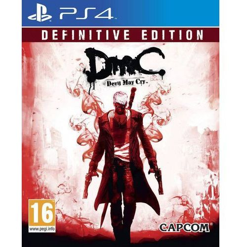 Devil May Cry Definitive Edition (PS4)