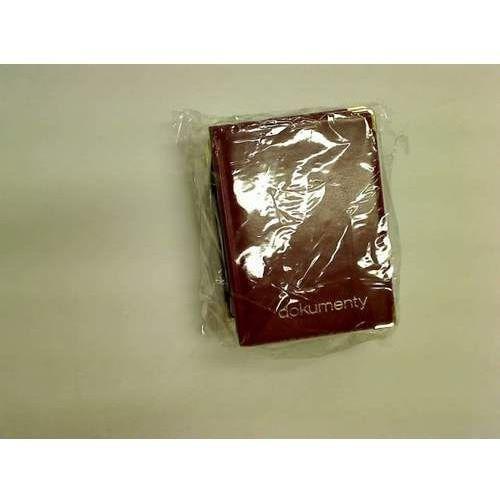 Panta plast Okladka na dokumenty duza extra okuta mix bpz (5902156114011)