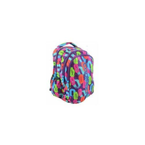 Coolpack plecak młodzieżowy 61155 model 2016 joy multicolor marki Patio