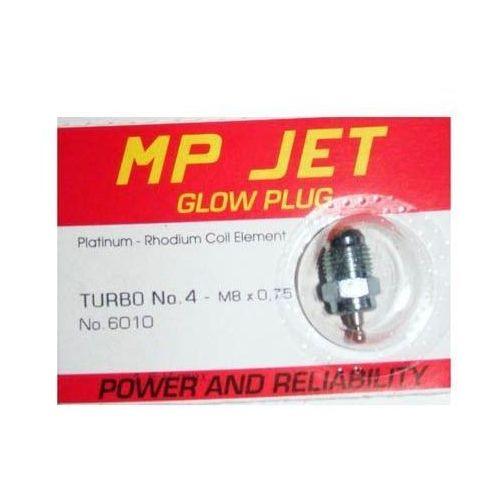 Świeca turbo no. 4 - m8 x 0,75 marki Mp jet