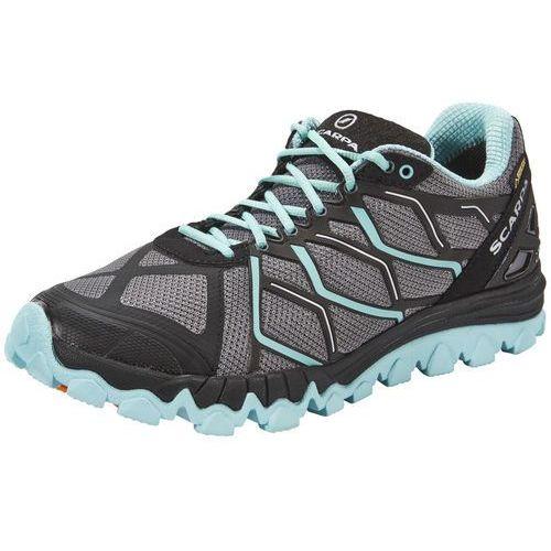 Scarpa proton gtx wmn buty do biegania kobiety szary/turkusowy 42 2017 buty trailowe