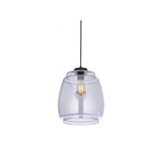 Tklighting Tk lighting pilar 2434 lampa wisząca zwis 1x60w e27 grafit/czarny (5901780524340)