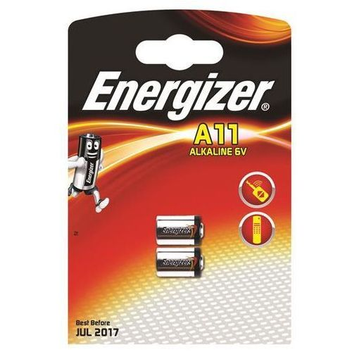 Bateria ENERGIZER specjalistyczna E11A, 6V, 2szt.