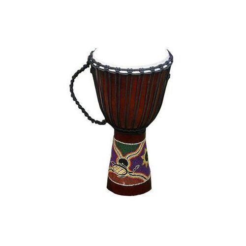 Bęben djembe - etniczny instrument z Afryki 70 cm. Najniższe ceny, najlepsze promocje w sklepach, opinie.