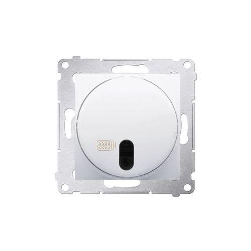 Łącznik podtynkowy Kontakt-Simon 54 DWP10P.01/11 zdalnie sterowany z przekaźnikiem biały