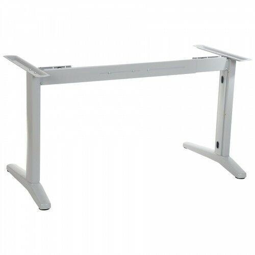 Stema - st Stelaż metalowy biurka z rozsuwaną belką stl-01, kolor aluminium