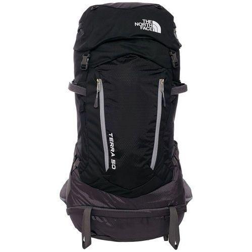 The North Face TERRA 50 Plecak trekkingowy black/asphalt grey