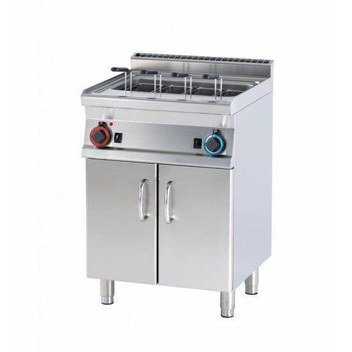 Urządzenie do gotowania makaronu gazowe | 40l | 13900w | 600x600x(h)900mm marki Rm gastro