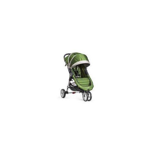 Baby jogger Wózek spacerowy city mini single  + gratis (lime/gray)