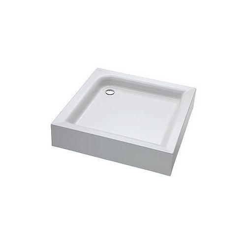 standard plus brodzik kwadratowy 80cm, akrylowy xbk1480 marki Koło