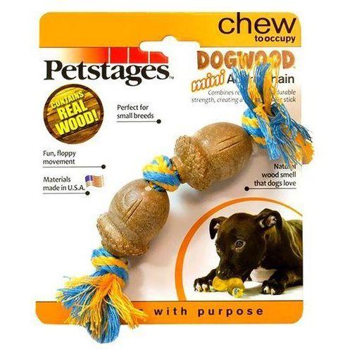 dogwood żołędzie na sznurku 18cm ps205 marki Petstages