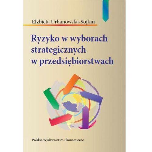 Ryzyko w wyborach strategicznych w przedsiębiorstwach (ISBN 9788320820683)
