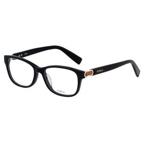 Okulary korekcyjne  vu4839 olimpia 0700 marki Furla