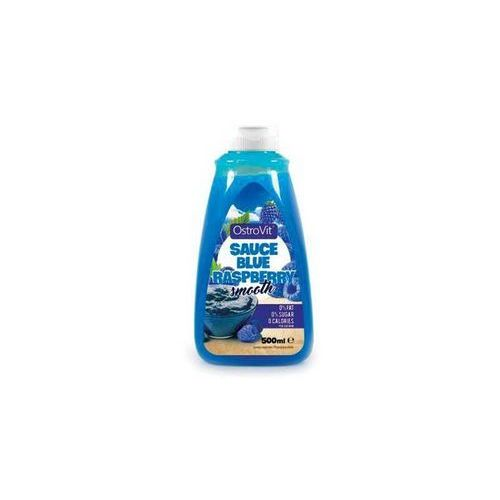 OSTROVIT Sauce - 500ml - Blue Rasberry Smooth (5902232613674)