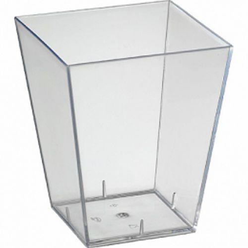 Pojemnik jednorazowy Kwadrat 0,2 l   TOMGAST, FF-167275