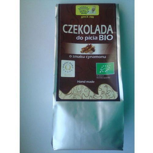 Www.royal-brand.pl Czekolada do picia bio o smaku kardamonu 220 g (5907431793592)