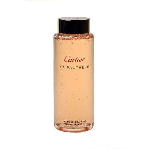 Cartier La Panthere 200ml W Żel pod prysznic