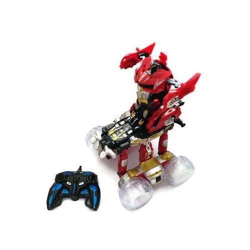 Wypasione Autko Zdalnie Sterowane Akrobatyczny Transformers