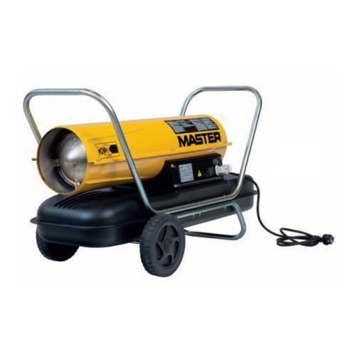 Nagrzewnica olejowa bez odprowadzania spalin b 150 ced - promocja + gratis - partner firmy master marki Master - partner handlowy