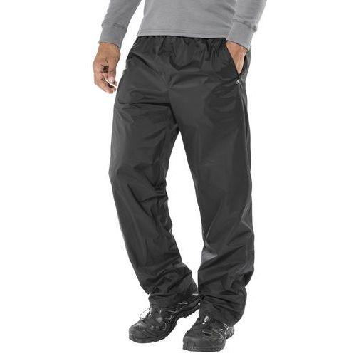 Marmot PRECIP Spodnie materiałowe black, nylon