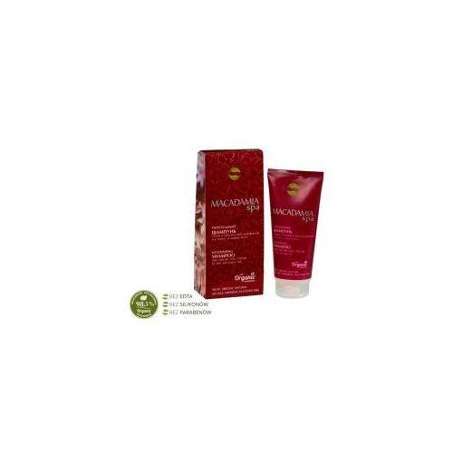 EC-LAB Macadamia Spa Odżywczy szampon do włosów cienkich i łamliwych 350ml