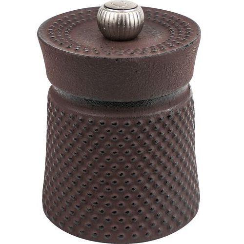 Młynek do pieprzu żeliwny Peugeot Bali Fonte 8 cm brązowy (PG-36638)