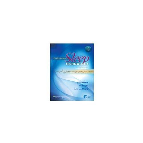Fundamentals of Sleep Technology, Cynthia Mattice