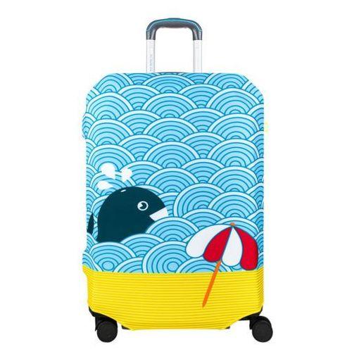 BG Berlin pokrowiec na dużą walizkę / rozmiar L / Light Whale - Light Whale (6906053042551)