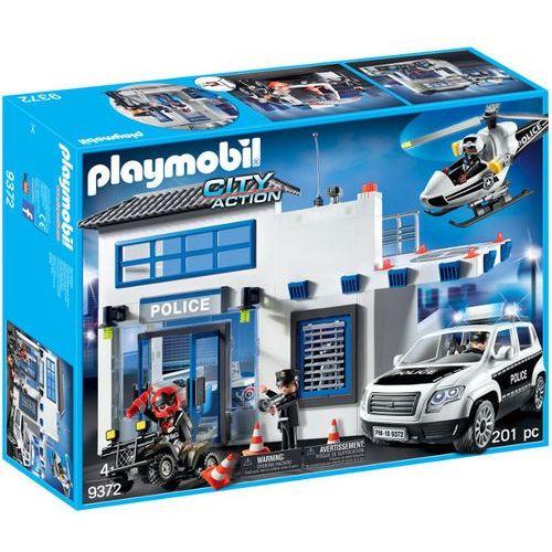 Playmobil CITY ACTION Posterunek policji 9372 wyprzedaż