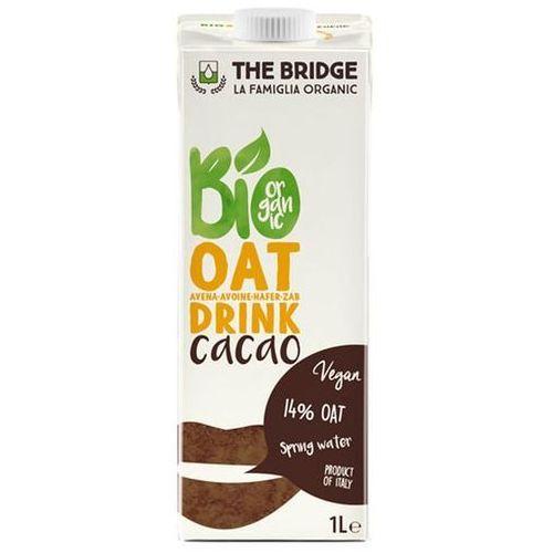 Napój mleko owsiano-czekoladowe 1l -  - eko hit! marki The bridge
