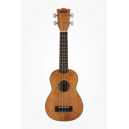 Kala Exotic Mahogany ukulele sopranowe z pokrowcem