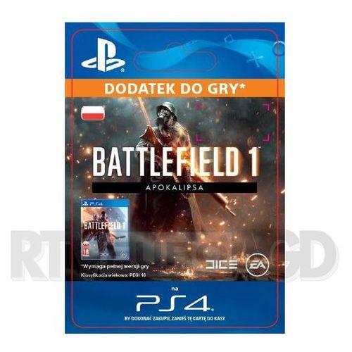 Battlefield 1 - Apokalipsa DLC [kod aktywacyjny], SCEE-XX-S0037181