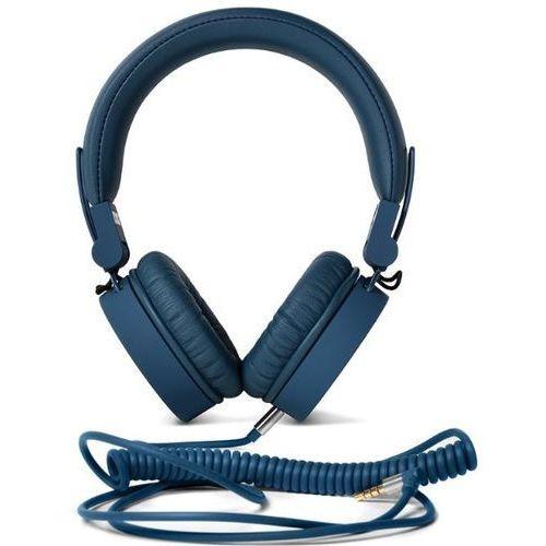 Słuchawki nauszne FRESH N REBEL Caps Indygo
