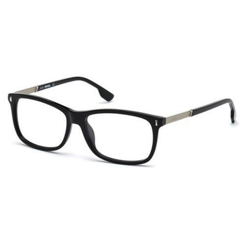 Okulary korekcyjne  dl5199 001 wyprodukowany przez Diesel