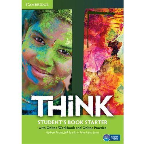 Think Starter. Podręcznik z Ćwiczeniami Online + Online Practice (9781107587212)